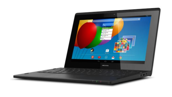 archos arcbook android k