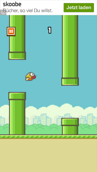 flappy bird ios k