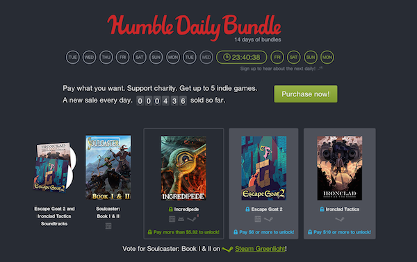 humble bundle 14daysofbundles-10 k