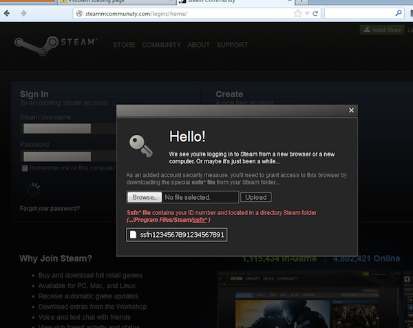 malwarebytes steam guard phishing k