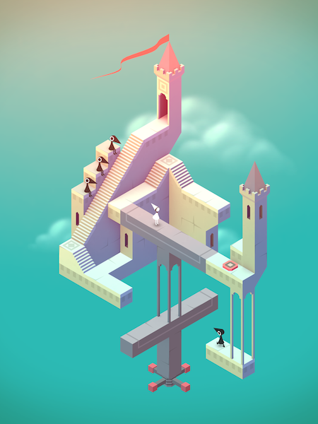 monument valley screenshot k