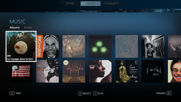 valve steam music beta k