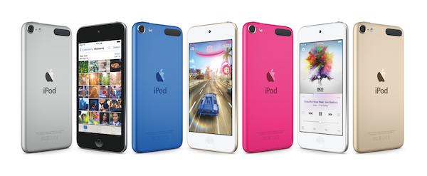 apple ipod touch 6th gen k