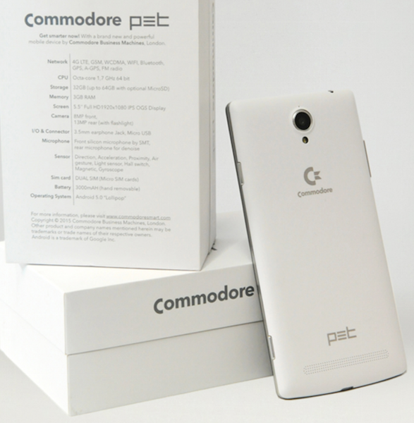 commodore pet k