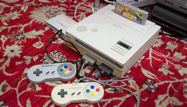 engadget ninteno playstation prototyp k