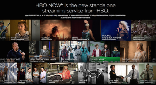 hbo now usa start k