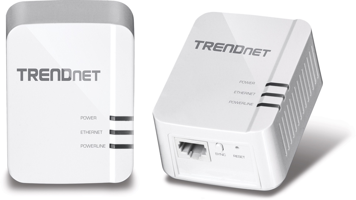 trendnet beschleunigt powerline adapter auf mbit s hardwareluxx. Black Bedroom Furniture Sets. Home Design Ideas