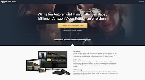amazon video direkt k