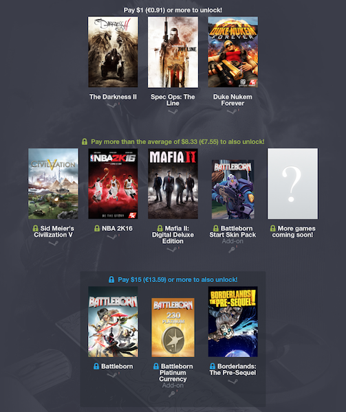 humble 2k bundle2 k