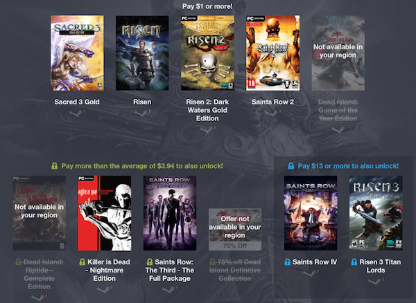 humble bundle deepsilver2 k