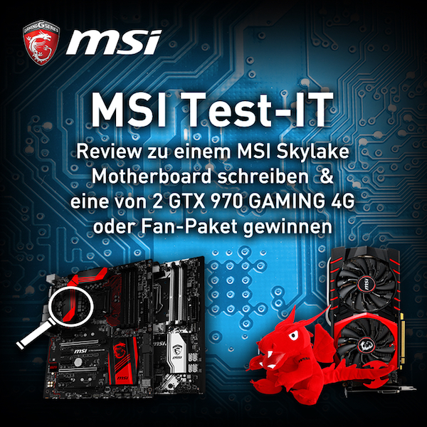 msi foren aktion gtx970gaming k
