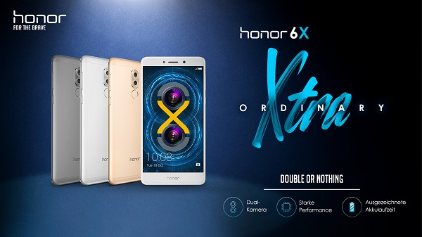 Honor 6X Double or Nothing