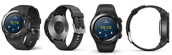Huawei Watch 2 Blickwinkel