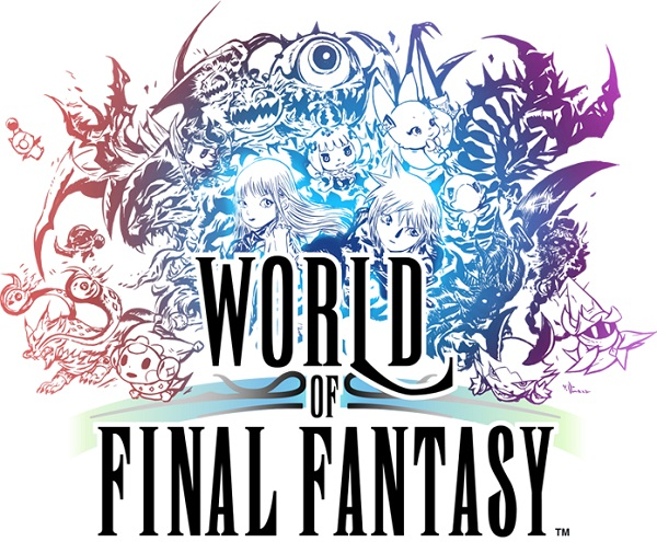 Wold of Final Fantasy Logo