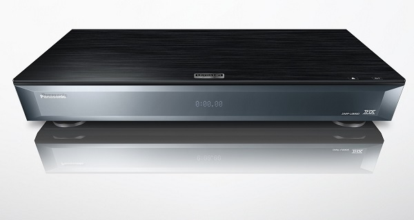 Panasonic UB900 uhd player