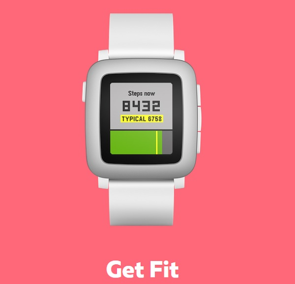 pebble get fit
