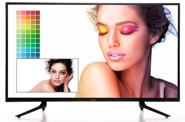 iiyama bringt zwei neue 4k monitore hardwareluxx. Black Bedroom Furniture Sets. Home Design Ideas
