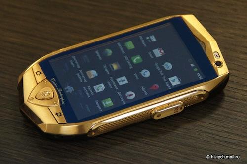 ламборджини смартфон