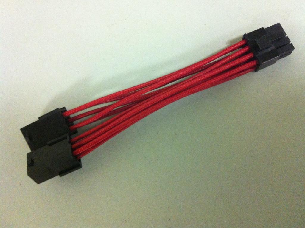 EVGA представляет кабель-переходник Sleeved PCI-E Cable ...: http://www.hardwareluxx.ru/index.php/news/hardware/grafikkarten/21970-evga-sleeved-pci-e-cable-adapter.html