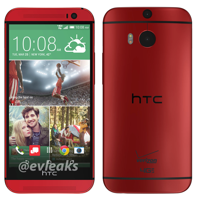 HTC-One-M8-rot