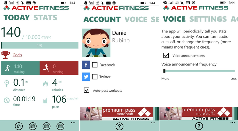 active fitness new screens1