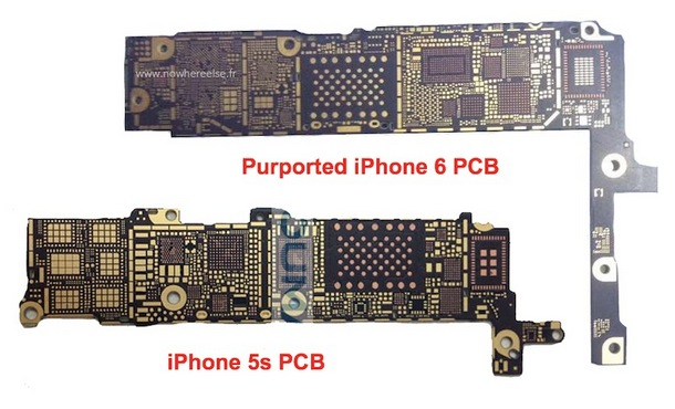 iPhone 6-Logic-Board