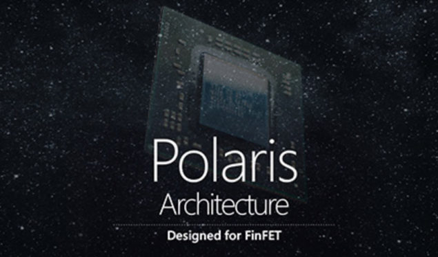 AMD Polaris GPU548