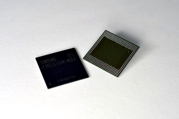 DRAM chips samsung 15nm
