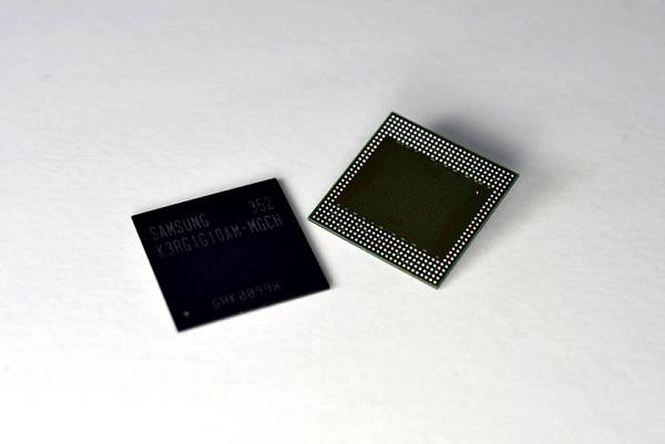DRAM chips samsung 15nm