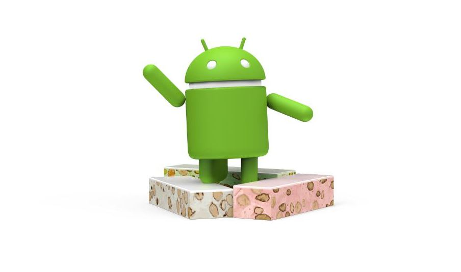 android nougat promo