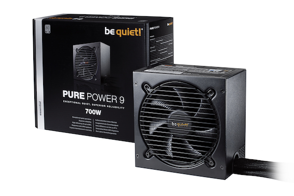 bequiet pure power 9
