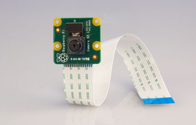 raspberry pi camera v2 ed