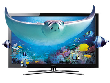 samsung 3d Fernseher