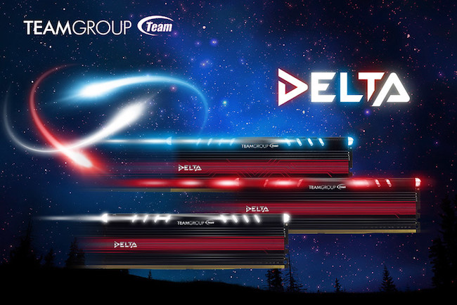 teamgroup delta ddr4