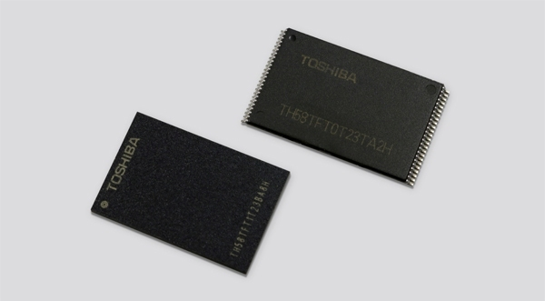toshiba BiCS3 FLASH