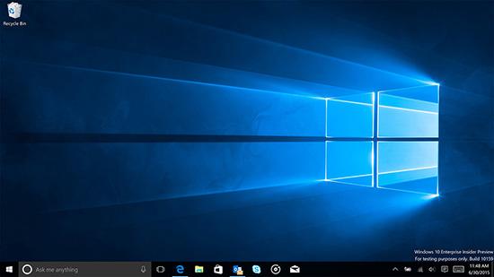 Ещё один релиз - Windows 10 build 10159