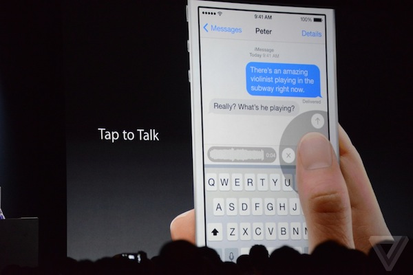 ios8 message