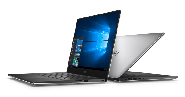 The new XPS 15 is now equipped with the Infinity display with particularly narrow edge