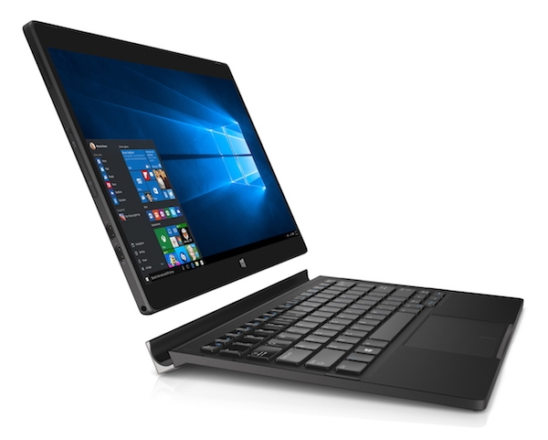 With the XPS 12 (picture) is aimed at private users, the Latitude model is likely to contrast rather aimed at business customers