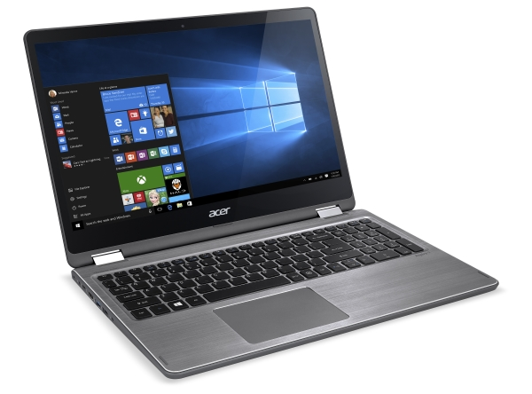 Skylake and GeForce 940MX: Acer has the Aspire R 15 to current components