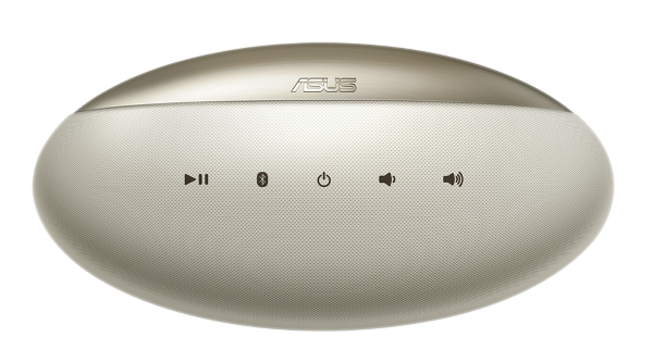 The optional Audio Pod to provide better sound