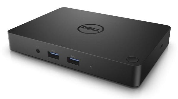 Das WD15 kann per USB Typ-C angebunden unter hinter dem Display versteckt werden