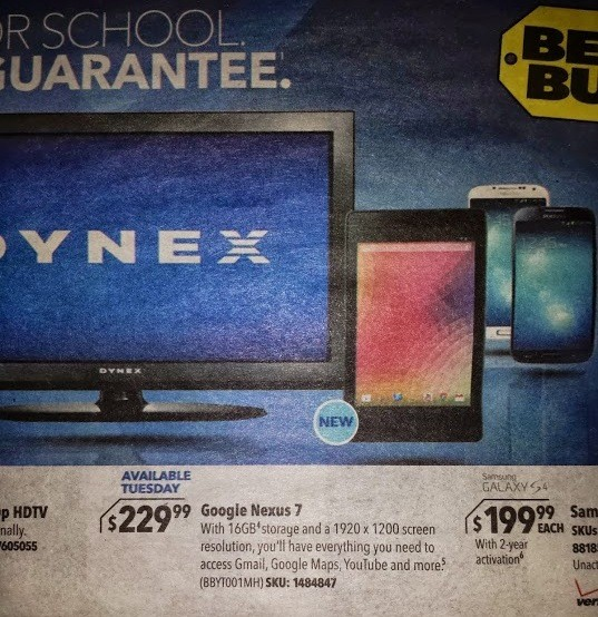 nexus 7-best buy