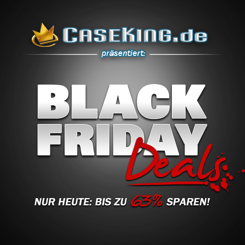 Black Friday Deals bei Caseking