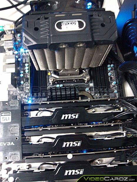 MSI 660 Ti hawk triple
