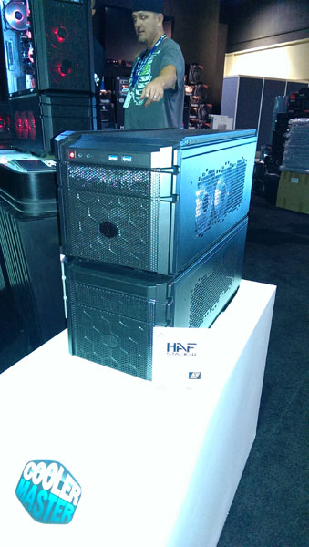 Cooler Master HAF STacker 4