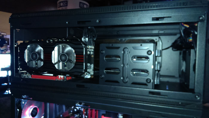 Cooler Master HAF STacker 6