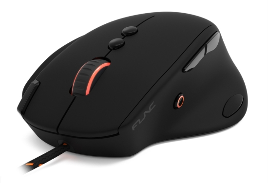 Func MS-3 Gaming Mouse Perp Right