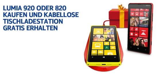 Nokia Schenkt Lumia 820 Und 920 Nutzern Eine Kabellose
