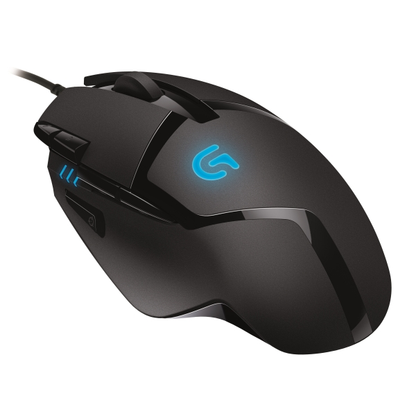 Photo g402 hyperion fury ultra-fast fps gaming mouse